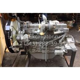 Двигатель в сборе Hitachi 4726598
