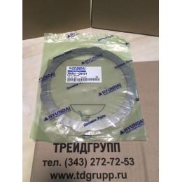 Пластина сопряжения гидромотора хода XKAH-00401 Hyundai