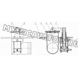 Клапан КО-815М.01.02.000-01
