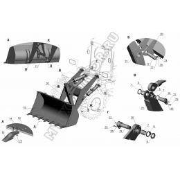 Оборудование погрузочное ЗТМ216-07.00.000