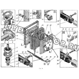 Установка радиаторов ЭО-5122.11.22.000-1