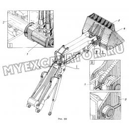 Оборудование погрузочное ЭО-5122.15.00.000-1