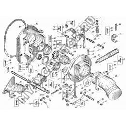 Механизм поворота У3515.45