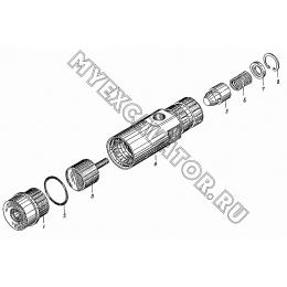 Гидрозамок КС-3562А.60.500