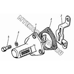 Счетчик моточасов (Д120-03, Д120-05, Д120-07, Д120-08, Д120-10, Д120-45) ВТЗ Д-120