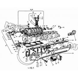 Головка цилиндров АМЗ А-01