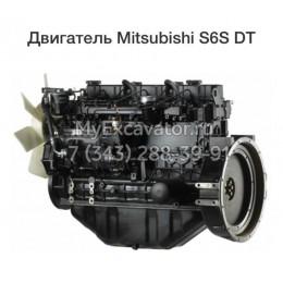 11N5-00010 (11N5-00011) Двигатель в сборе Mitsubishi S6S-DT для Hyundai R170W-7